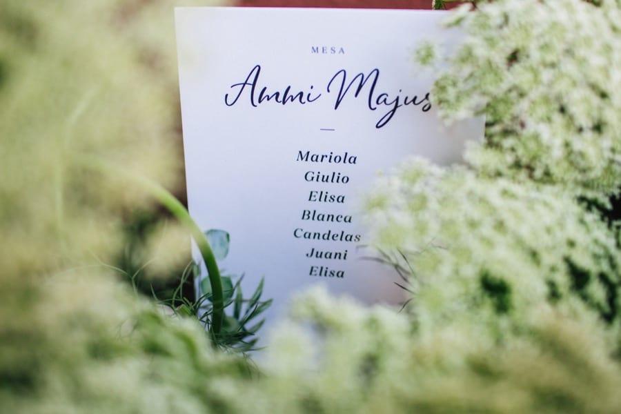 Vistiendo la Vida - Love Stories - M & A